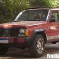 Neulich nächtens in der Wüste – Chrysler Jeep