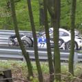 Nürburgring Nordschleife 24h BMW Z4 Crash