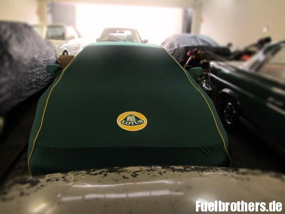 Lotus Esprit Car Cover
