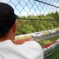 Nürburgring Langstreckenpokal VLN Streckenzaun