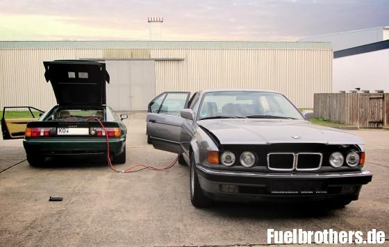 Esprit in BMW