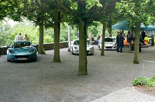 Lotus Evora Launch event Bonn