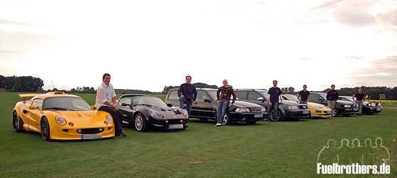Fuelbrothers Treffen 2009