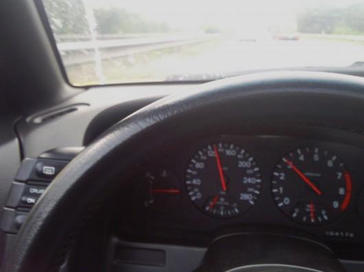 Nissan 300ZX TT Interior