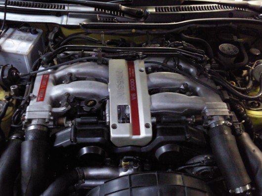 Nissan 300ZX TT Motor
