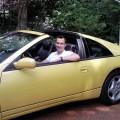 Nissan 300 ZX TT gelb