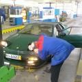Lotus Esprit S4 Lampentest