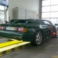 Lotus Esprit S4 Werkstatt