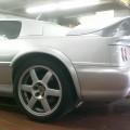 Lotus Esprit Werkstatt Ramspott Brandt V8