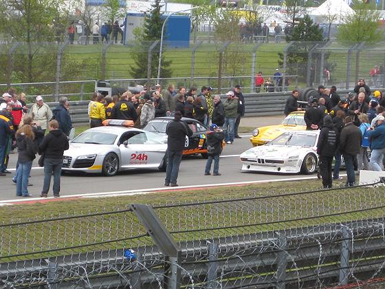 Nürburgring Nordschleife 24h Rahmenprogramm BMW M1