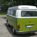 Busfahrer: VW Bulli T2
