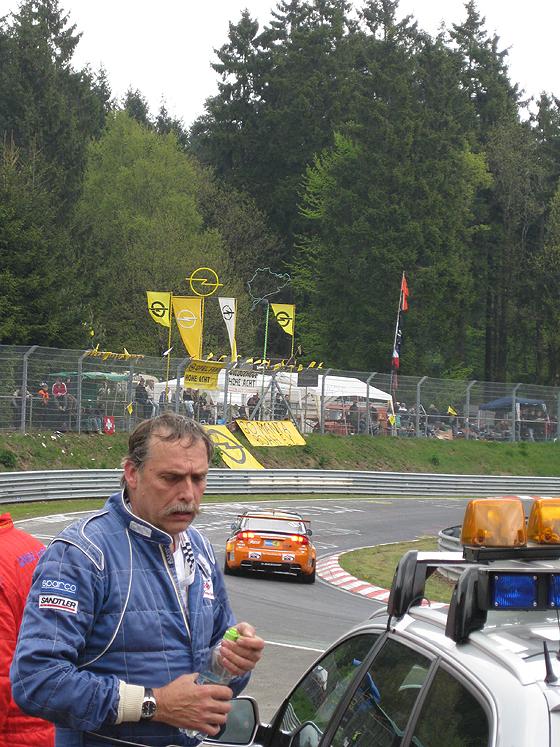 Nürburgring Nordschleife Hohe Acht 24h