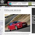 BMW Geschossballistik