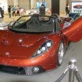 Privat: Neuer Sportwagen aus Asien